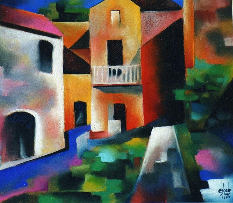 Dessin peinture for Artiste peintre dordogne